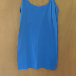 Kohl's SO blue tank! See corrdinating outfit!